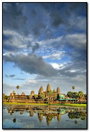 Angkor Wat Full view