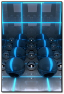 Digital Balls Neon