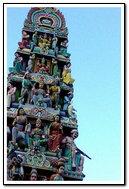 Hindu Beautiful Temple