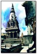 Hindu Temple Art