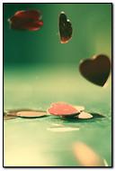 Hearts Love vintage