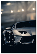 Lamborghini iPhone