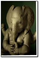 Cute Baby Ganesh