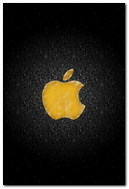 iPhone 4 Apple Logo Wallpapers Set 2 05
