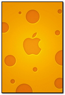 Apple Logo Wallpapers For iPhone 4 Set 5 02