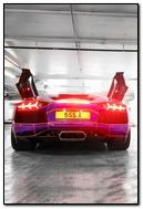 Liberty Walk Lamborghini Aventador