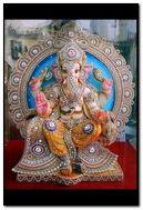 Ganesha God