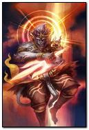 Scary Hanuman
