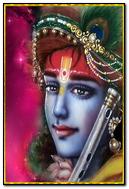 Beautiful Lord Krishna