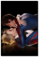 Amazing Spider Man Love Kiss 480x800