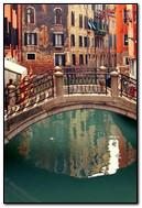 Small Bridge And The City