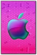 Apple Honeycomb Pink