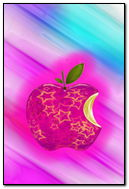 Starry Pink Apple