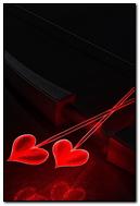 Red Heart Arrow