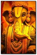 Lord Ganesha Gold
