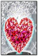 Fractal Love Heart