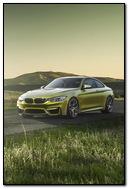 BMW M4 Concept Car 02