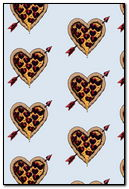 Cupids Arrow Love Pizza