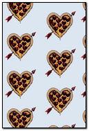 Cupids Arrow Love Pizza