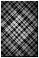 Wonderful Pattern Black