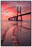 Sea And The Bridge