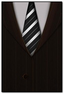 Stripes Neck Tie