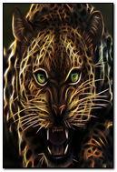 Fractal Leopard 01