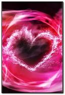 Multi Tech Pink Heart
