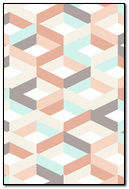Multicolor Square Pattern