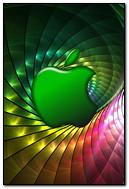 Fractal Apfel
