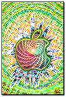Fraktal Apple Burst