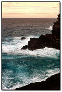 Cliff & Ocean