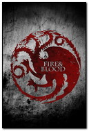 Red Fire And Blood
