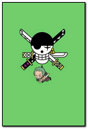 One Piece Zoro San