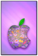 Daisy Garden Apple Logo