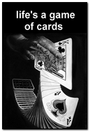 Life Game Cards