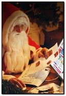 Busy Santa Claus