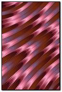 Red Metal Ribbons