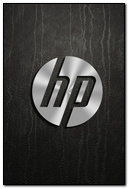 Hp Dark Logo
