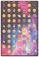Fancy Emoji Wallpaper