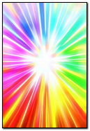 Rainbow Burst Gradient 02