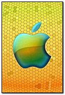 Apple Honeycomb Yellow