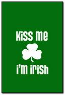 Kiss Me Irish