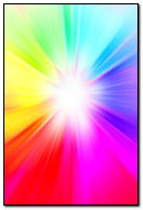 Rainbow Burst Gradient 01