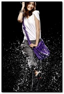 Splash The Water Girl