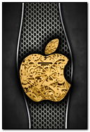 Mechanical Grill Apple