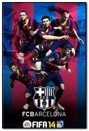 Messi FIFA 14 Barcelona