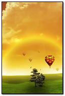 Cute Hot Balloon