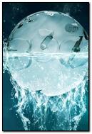 Ball Liquid Background Light 47694 720x1280