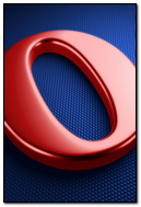 Opera Logo Red Letter Browser 5639 720x1280